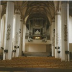 Konzerthalle Frankfurt an der Oder Philipp E. Bach 1992