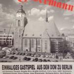 Jedermann Dessau Plakat
